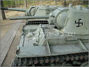 Советский тяжелый танк КВ-1, ЧКЗ, Panssarimuseo, Parola, Finland  1_178