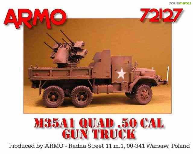 m35a1 vietnam gun truck 1073010-30425-67-pristine