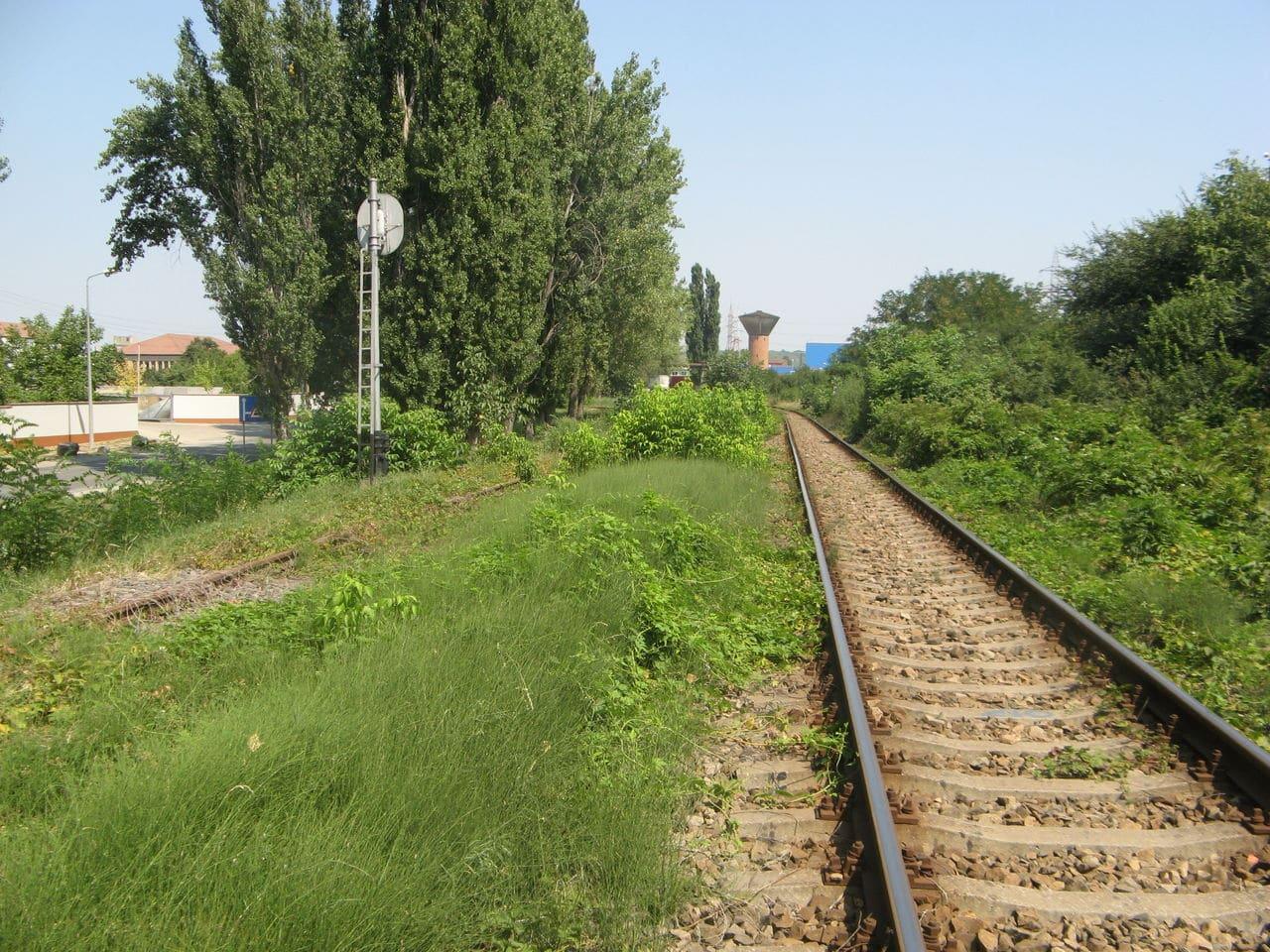 Calea ferată directă Oradea Vest - Episcopia Bihor IMG_0033