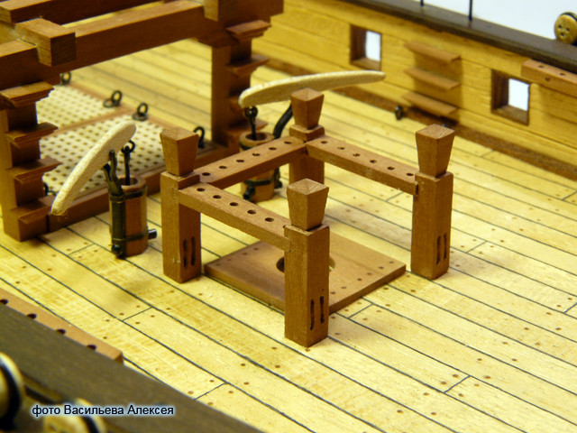 """Собирательный образ пиратского корабля """"CORSAIR"""" масштаб 1:80 фирмы OCCRE 0i8rW"""