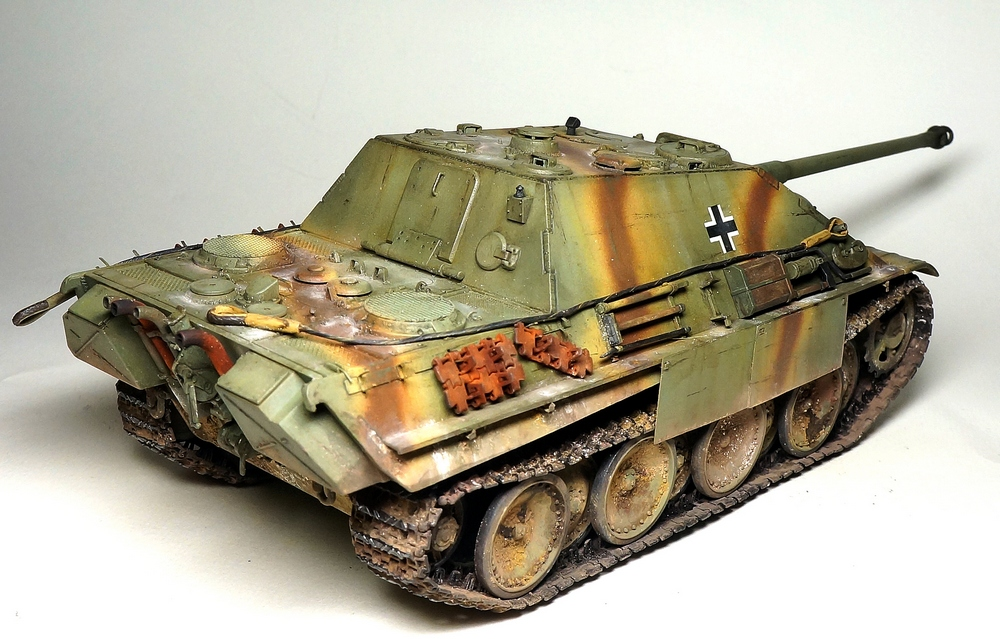 Sd.Kfz. 173 Jagdpanther 4GlR3