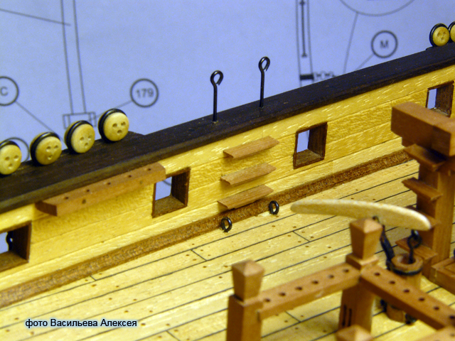 """Собирательный образ пиратского корабля """"CORSAIR"""" масштаб 1:80 фирмы OCCRE MZ510"""