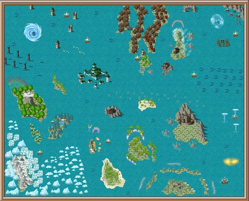 Карта NmtIx