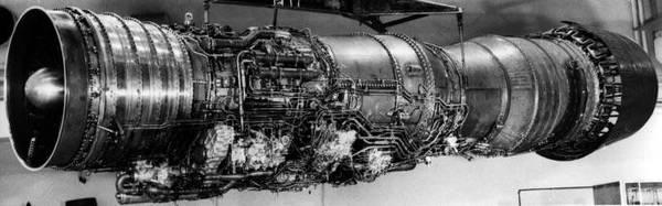 Д-30Ф-6 - авиационный турбореактивный двухконтурный двигатель 27DdB