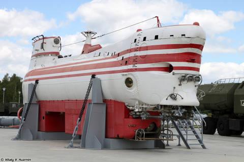 Проект 1832 «Поиск-2» - глубоководный аппарат 38CLh