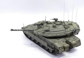 Merkava IV Hobby Boss 1/35 A7vDk