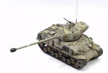 M51 Super Sherman. Tamiya 1/35 BM3cX