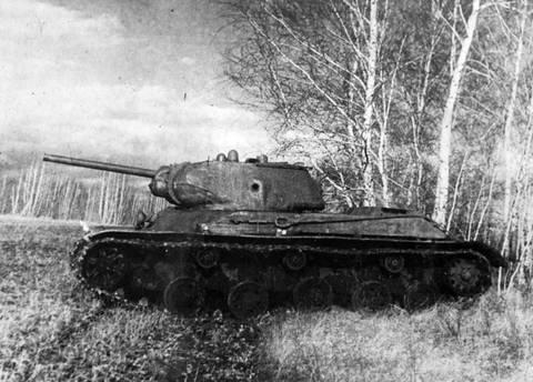 КВ-13 («Объект 233») - средний танк TfULB