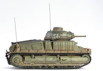 Somua S35 Tamiya 1/35 EXo8W