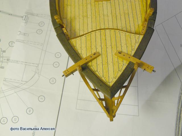 """Собирательный образ пиратского корабля """"CORSAIR"""" масштаб 1:80 фирмы OCCRE VZjP6"""