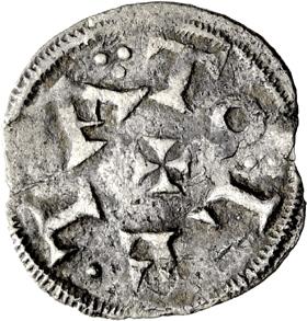 Monedas medievales en Subasta Vico (colección Huntington) 178r