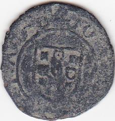 Reino de Portugal - Ceitil de D. Joao II [Magro 4.2.1] Image