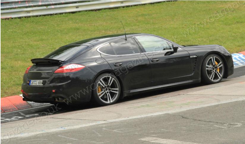 2013 - [Porsche] Panamera restylée - Page 2 Pa3