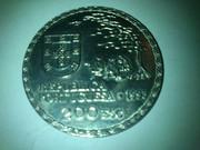 200 Escudos 1993. Portugal. Arte Namban. DSC_1061