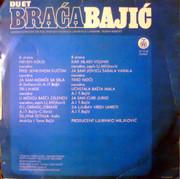 Braca Bajic - Diskografija R27118121297623078
