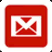Icon-uri Sociale Simple Gmail