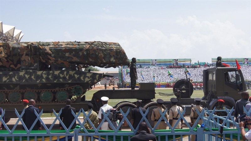 Armée tanzanienne / Tanzania Peoples' Defence Force ( TPDF ) DSC04951_28_Large_29