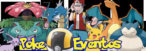 PokEventos | Torneos, eventos y mucho más