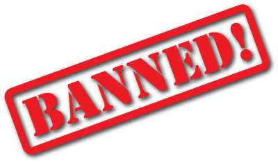 Pedido de Ban - SweetestGirlEver (Zaramela de Volta) Banned