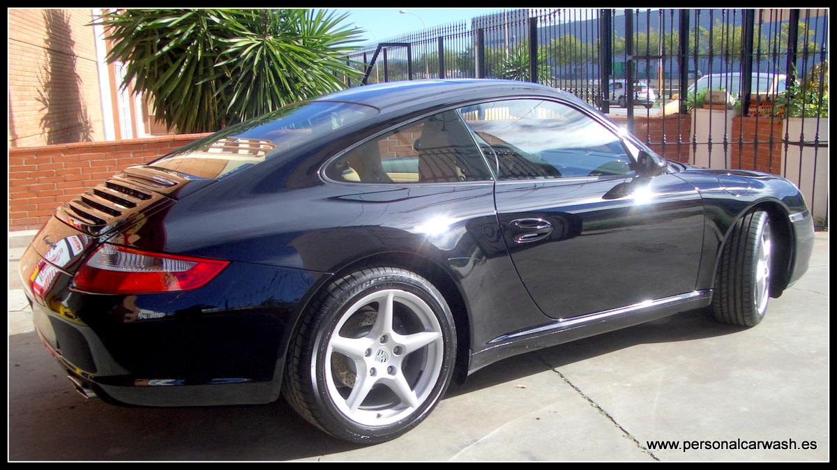 Full Detail a Porsche 911 Carrera (merece la pena verlo) IMGP2062
