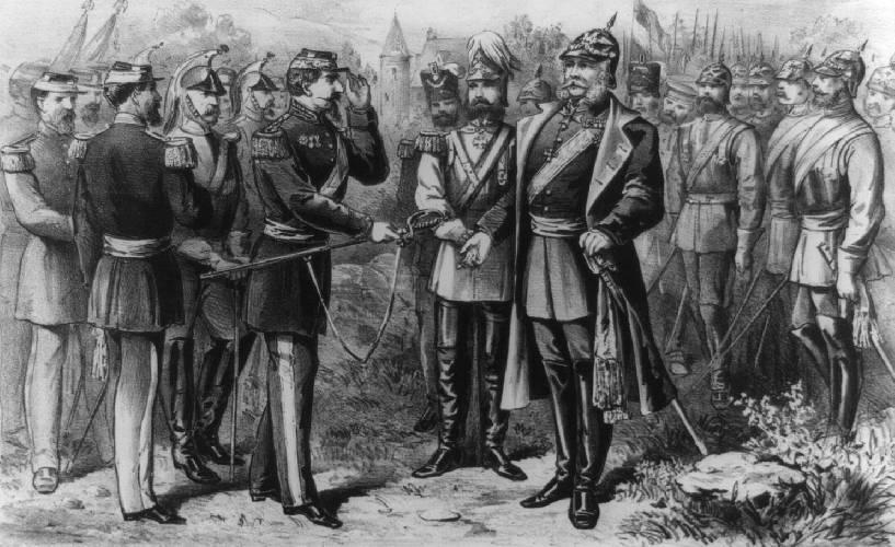 Post I 5 Francos 1870 Napoleón III. LA BATALLA DE SEDÁN. 0_foto_sedan1