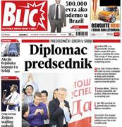 Srbija, razno... - Page 8 Blic