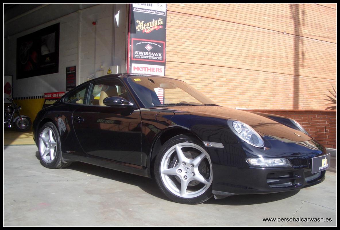 Full Detail a Porsche 911 Carrera (merece la pena verlo) IMGP2063