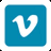 Icon-uri Sociale Simple Vimeo