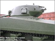 """Американский средний танк М4А2 """"Sherman"""",  Музей артиллерии, инженерных войск и войск связи, Санкт-Петербург. Sherman_M4_A2_043"""