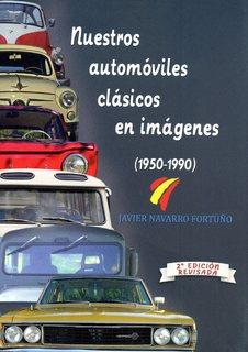 Publicado el primer catálogo fotográfico de automóviles clásicos nacionales. 00_portada