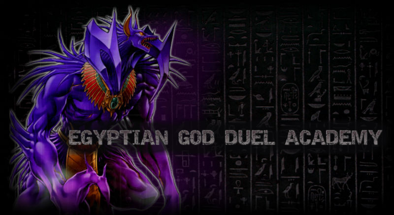 Egyption God Duel Academy