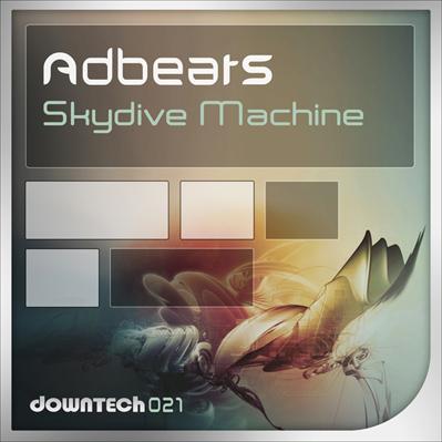 :: TROPICAL HOUSE :: [DT021] AdbeatS - Skydive Machine DT021_Adbeat_S_Skydive_Machine_399