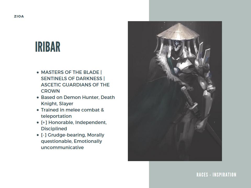 The Iribar Iribar
