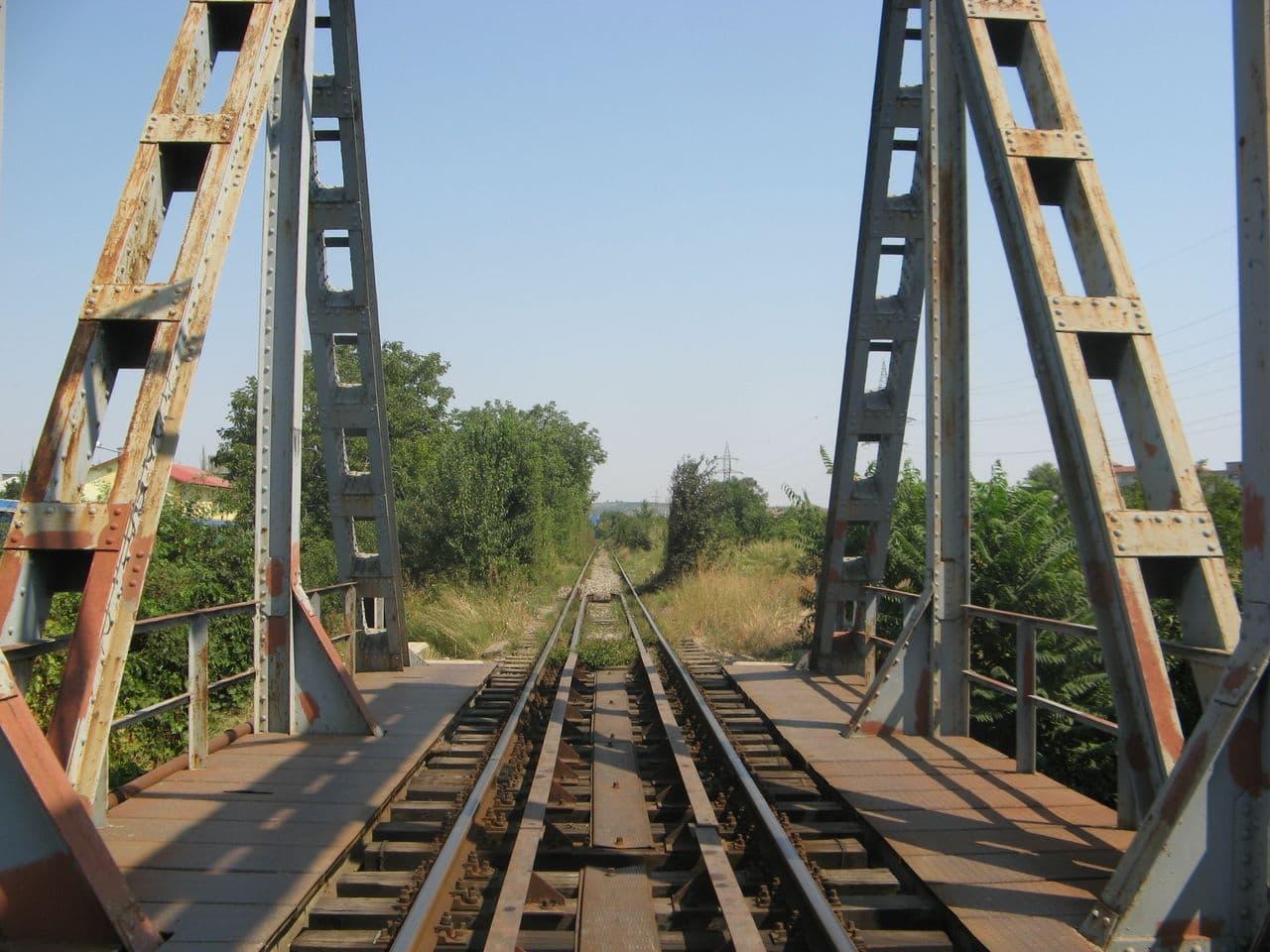Calea ferată directă Oradea Vest - Episcopia Bihor IMG_0016