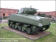 """Американский средний танк М4А2 """"Sherman"""",  Музей артиллерии, инженерных войск и войск связи, Санкт-Петербург. Sherman_M4_A2_045"""