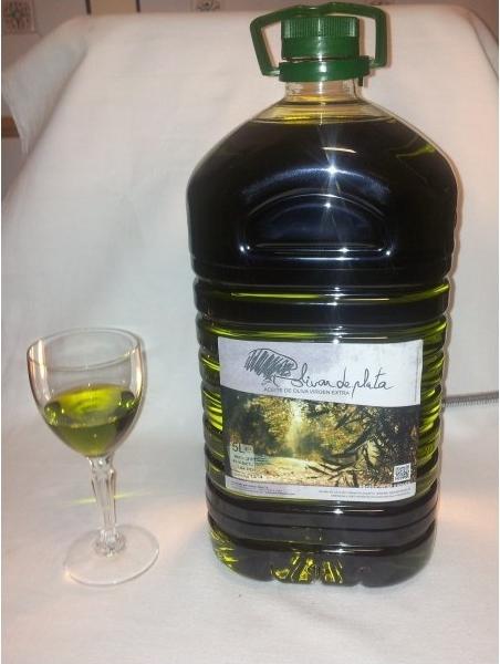 Selección de aceites de oliva virgen extra - Página 2 Olivardeplata