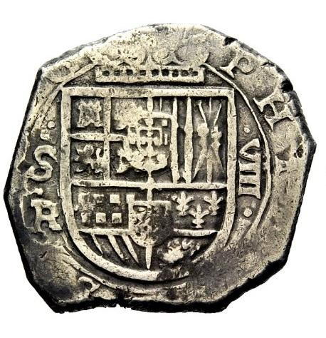 8 Reales Felipe IV, Sevilla. 1636. 8_Reales_1636_Sevilla_anverso