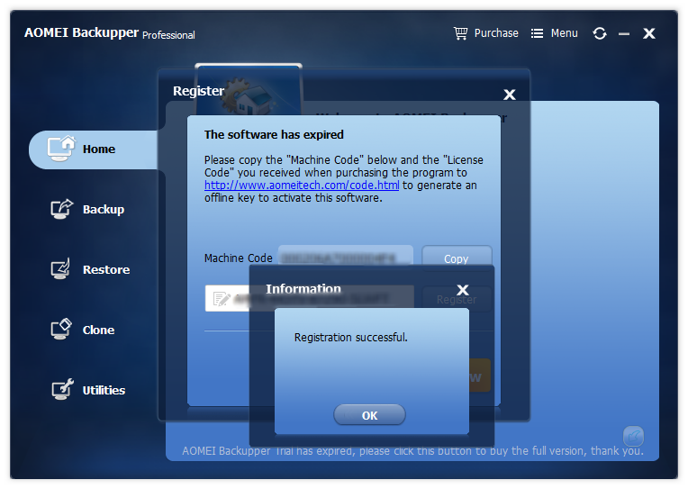 AOMEI Backupper 4.0.6 Professional Multilingual 00427