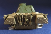 PzKpfw V Panther из роты Сотникова № 518. Звезда 1/35. ГОТОВО DSCN1688
