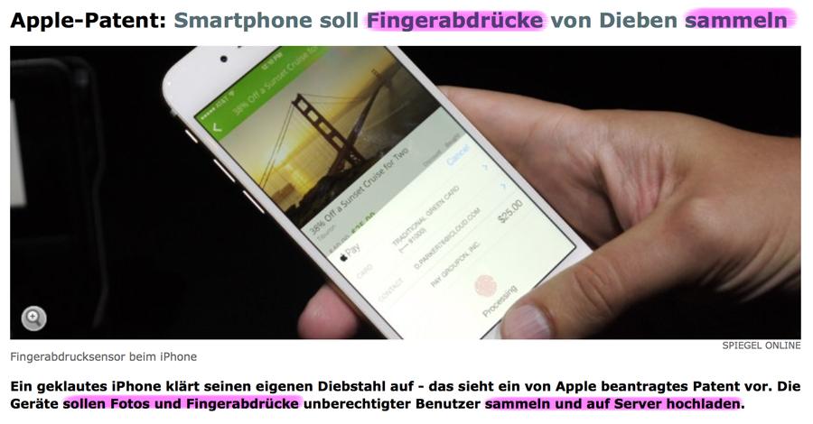 Technologie 'above' – wenn 'sie' uns zeigen, was 'sie' wirklich draufhaben! - Seite 2 Apfelpatent