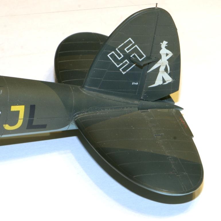 """Heinkel-111 P-2 """"Neville Chamberlain"""" 1/72 Hasegawa. IMG_3371"""
