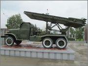 Советская РСЗО БМ-13-16, на базе автомобиля ЗиС-151, г. Чита IMG_4935