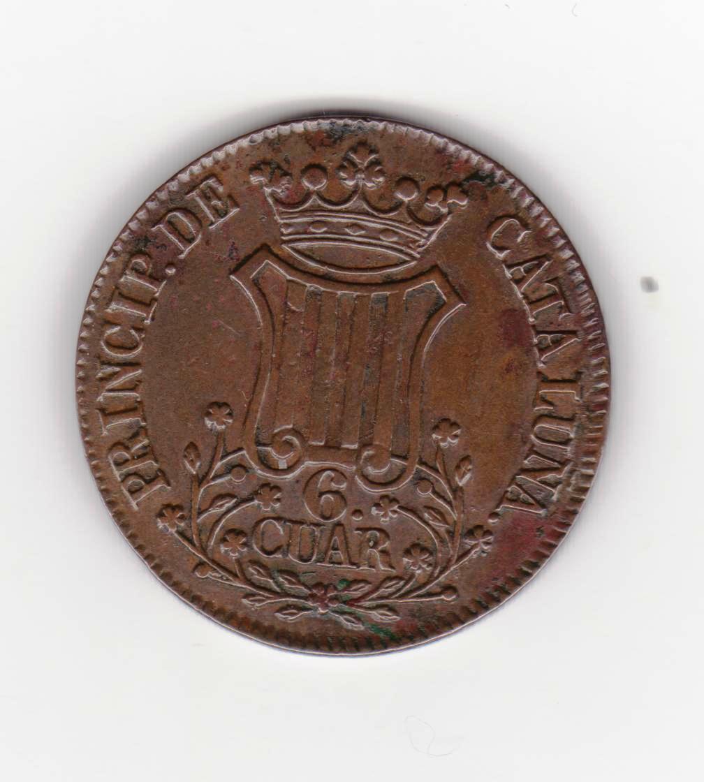6 cuartos 1841, Isabel II 6_cuartos_1841_001
