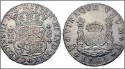 8 reales Columnario 1761... ¿falso? Image