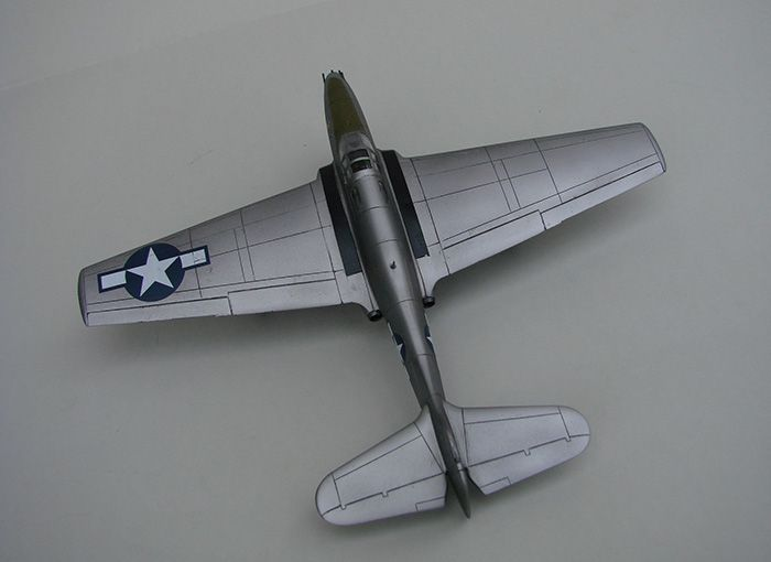 Bell P-59A Airacomet, Special Hobby ,1/72 DSC04399
