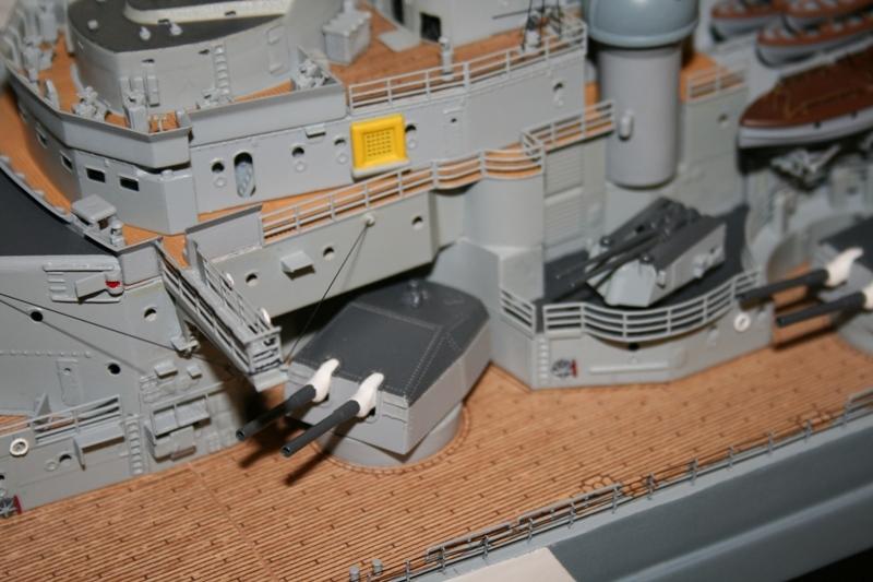 royal - I miei lavori terminati: Corazzata Bismarck, Soleil Royal, Victory. IMG_0012