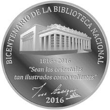 Monedas conmemorativas de Uruguay acuñadas en plata 1961 - Presente. - Página 2 188r