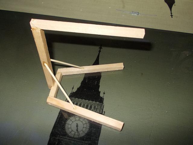 Diorama: Taller mecánico clásico, escala 1/10 DSCN6286