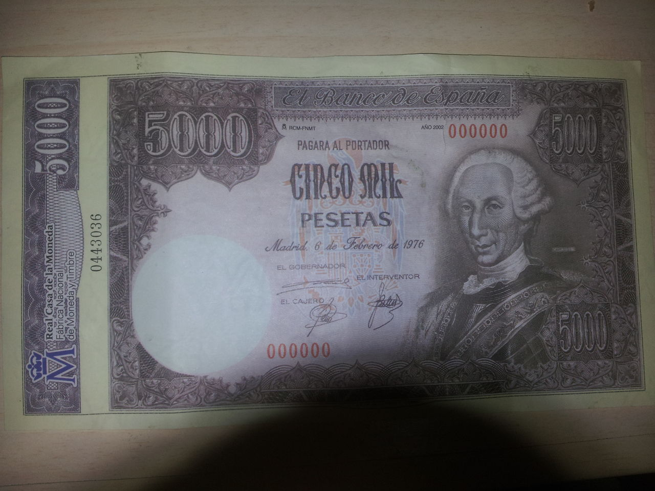 Billete 5000 pesetas 1976 2013_08_28_23_13_55