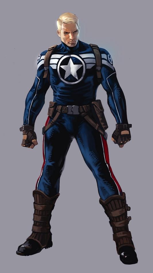 Captain America: The Winter Soldier (2014) New_steve_rogers_design_2010_02